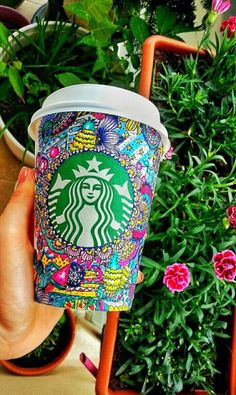 boissons, Starbucks, starbucks coffee, été