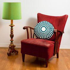 Crochet Cushion Cover