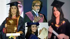 Top 10 Highly Educated Bollywood Celebrity - The TopLists  (via https://www.youtube.com/watch?v=gmrs1TKNIZg)  Top 10 Highly Educated Bollywood Celebrity - The TopLists