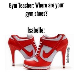 Well there is Isabelle for you #tmi #isabelle #lightwood<<except hers would be like 4 inches taller