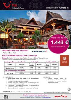 Oferta Isla Mauricio hotel Angsana Balaclava. Precio final desde 1.443€ - http://zocotours.com/oferta-isla-mauricio-hotel-angsana-balaclava-precio-final-desde-1-443e-3/
