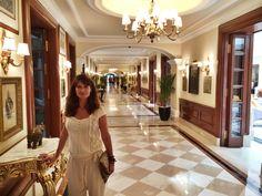 Hotel The Imperial, New Delhi, un espacio de paz y descanso , después de la intensidad de la ciudad!!