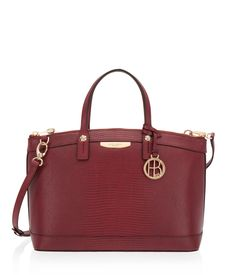 760d29c6e1a Henri Bendel West 57th Lizard Satchel Luxury Handbags
