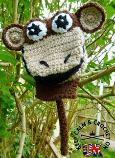 c55bf5802 Ravelry  My first puppets  Michael Monkey pattern by Heather C Gibbs