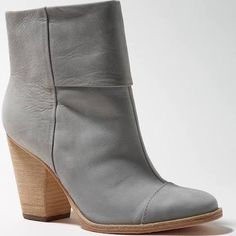 Signature Leather Ankle Boot