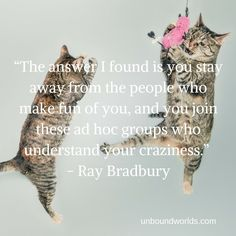 5 Canny Quotes From Ray Bradbury