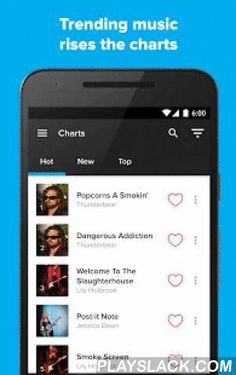 Muzooka  Android App - playslack.com ,  Muzooka is a music platform where some of the best opportunities in music meet with talented artists.  ARTISTS - Safer than surfing on a tour bus.If you're an artist or a band, upload your tracks on muzooka.com and share your profile with your fanbase. As you get more listens and likes, you'll start to trend up the hot charts for additional exposure.INDUSTRY - Like the smell of magnetic tape in the morning.If you're looking to hire some bands for your…