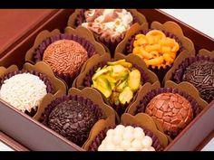 Curso de brigadeiro gourmet   5 receitas de brigadeiro gourmet gratuitas - YouTube