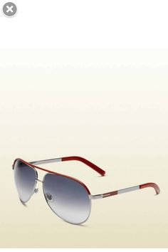 8dd0f2e0598 New Authentic Gucci GG 1827 S Aviator Red Ruthenium Grey Gradient Sunglasses  Sale Online For Wholesale