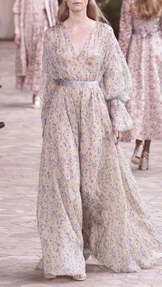 Luisa Beccaria Spring 2017. Milan Fashion Week.