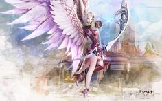 Aion, The Tower of Eternity, Archer