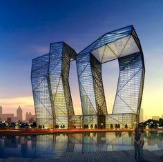 Nāga Towers // India