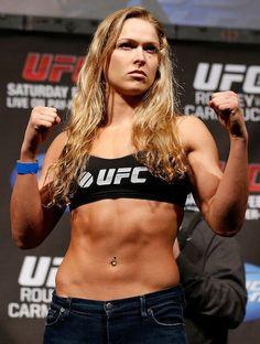 UFC 157: Women's Bantamweight Championship;  Learn more about Team Ronda at RondaRousey.net #armbarnation
