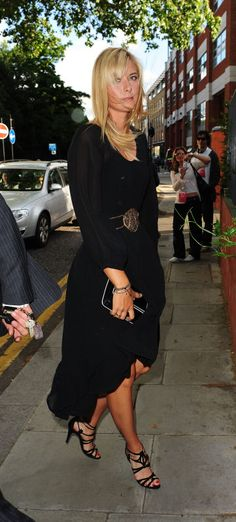 Maria Sharapova, Crushes, Dresses With Sleeves, Long Sleeve, Sexy, Fashion, Moda, Sleeve Dresses, Long Dress Patterns