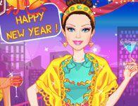 Barbie New Years Eve