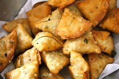 Moong Dal Mini Samosas | Delicious Tea Time Snack