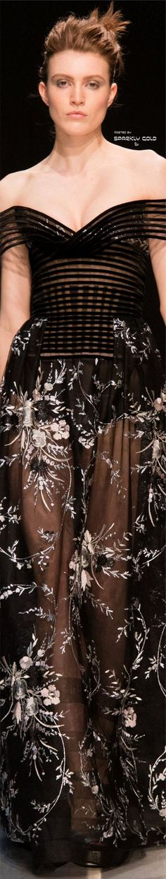 Georges Chakra Fall 2017 Couture