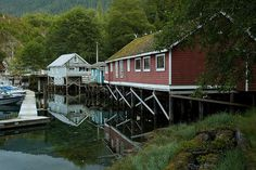 Telegraph Cove, British Columbia, Canada