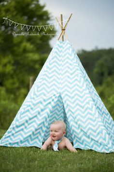 Child Toddler Kid's Play Teepee/Tent by LittleBirdsBoutique, $115.00