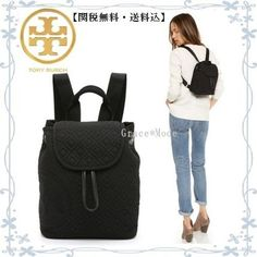 Tory Burch バックパック・リュック 【国内完売】Tory Burch*PENN QUILTED MINI BACKPACK リュック