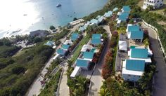 From the top of Ce' Blue Villas, Desktop Screenshot, Blue, Villa, Mansions
