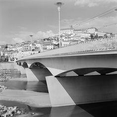 Ponte de Santa Clara, Coimbra, Portugal