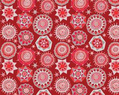 Starbright, pattern design by Jessica Swift, from her photostream at http://www.flickr.com/photos/jessgonacha/3000593159/
