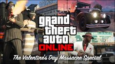 Rockstar Games has done it again with Grand Theft Auto V. For the Valentine Holiday, Rockstar Games will provide us with a new DLC package. ...