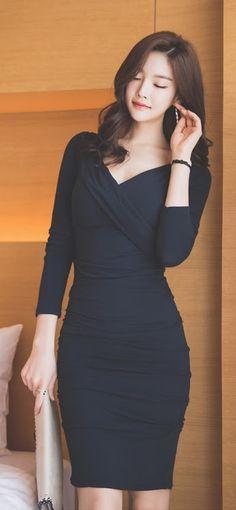 LUXE ASIAN FASHION - DRESS
