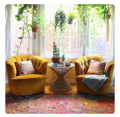 22 Modern Rustic Bohemian Living Room Design Ideas Home Decoration Boho Room, Boho Living Room, Home And Living, Living Spaces, Colorful Living Rooms, Living Room Decor Blue, Colourful Home, Living Room With Plants, Tea Room Decor