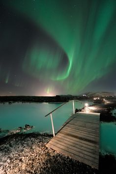 17 Best Northern Lights At Blue Lagoon Images Northern