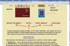 TUTORIAL ESTUDIO INDUCTIVO DE LA BIBLIA