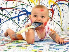 Los niños también comunican a través del arte
