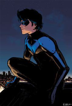 Nightwing gets me.
