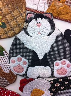 Painel gato