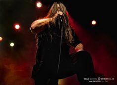 George Fisher - CANNIBAL CORPSE