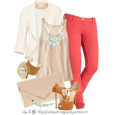 Spring clothes I want :)