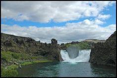 iceland | Hjalparfoss - Iceland - Reviews of Hjalparfoss - TripAdvisor