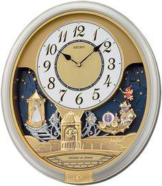11 Best Seiko Musical Clocks Images Seiko Clock Musicals