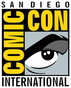 Comic Con San Diego logo I hope I'm going this year!!!