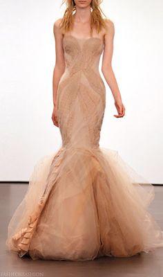 edgy nude dress