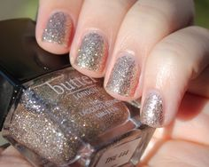 **butterLONDON - The 444 (Special Edition Lacquer Released during Holidays 2013) / MoriesNailArt