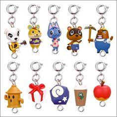 Animal Crossing New Leaf Mascot Keychain