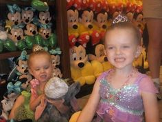 Ainsley and Dagny make 4!: Summer Trip to Disney World - 2011