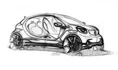 Smart Forjoy Concept Design Sketch