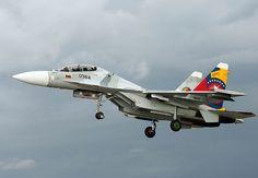 fuerza Aerea Bolivariana - Sukhoi SU-30MK2 AADPR