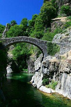 Pont du Diable, Ardèche, Languedoc - Roussillon |
