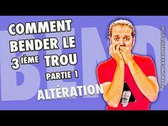 Harmonica Comment bender le 3Ième trou (Altération partie1) - YouTube