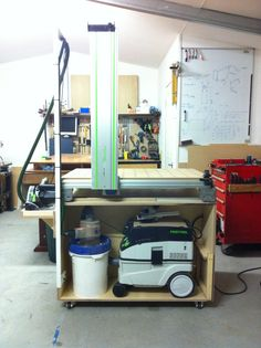 Festool workbench