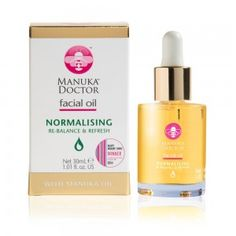 Normalising Facial Oil 30ml